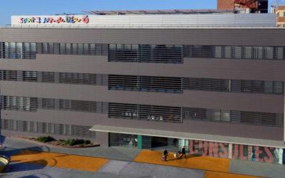Morchem donates to children's hospital from Barcelona Sant Joan de Déu
